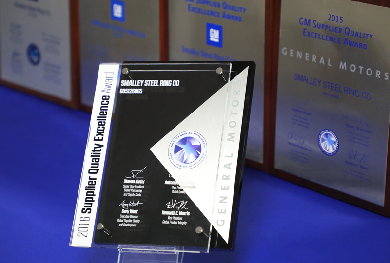 Gm Has Thousands Of Suppliers Globally And To Be One Only A Handful Receive This Award Annually Is Remarkable Continued Madison