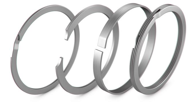 Self Locking Retaining Ring Removal