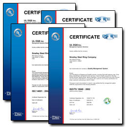 Quality compliance smalley for Reach certificate of compliance template