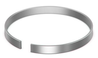 External Hoopster Retaining Ring